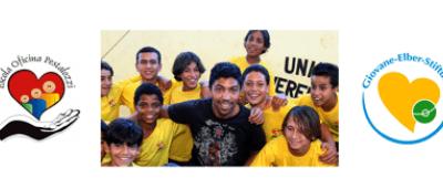 Brasilianische Straßenkinder