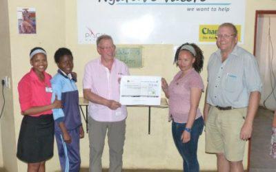Hilfe für Waisenkinder in Namibia