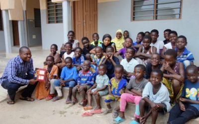 Schutz und Rehabilitierung von Kindern in Togo